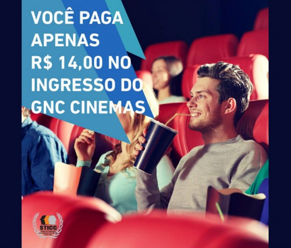 Convênio STICC - GNC Cinemas